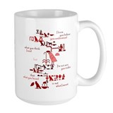 Not What I Meant (Egyptian) Mug