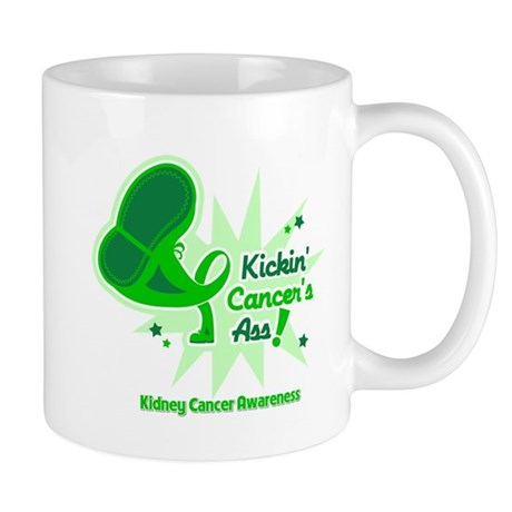 Kickin Kidney Cancer Mug