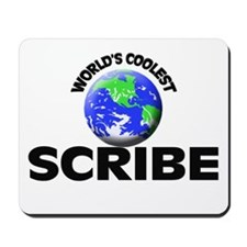 World's Coolest Scribe Mousepad