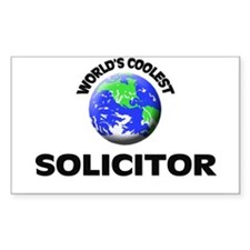 World's Coolest Solicitor Decal
