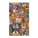 Medieval Illuminations 3'x5' Area Rug