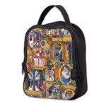 Medieval Illuminations Neoprene Lunch Bag