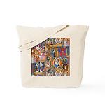 Medieval Illuminations Tote Bag