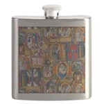 Medieval Illuminations Flask