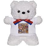 Medieval Illuminations Teddy Bear
