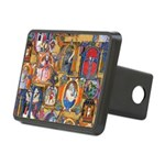 Medieval Illuminations Hitch Cover