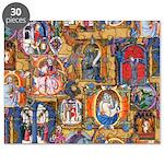 Medieval Illuminations Puzzle