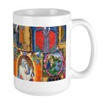 Medieval Illuminations Mug