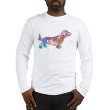 Skittles the Dachshund Long Sleeve T-Shirt