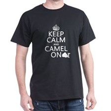 Keep Calm and Camel On T-Shirt