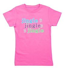Jingle Jingle Jingle Girl's Tee