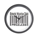 Bernese Mountain Dog -- New Items Wall Clock