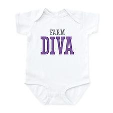 Farm DIVA Infant Bodysuit