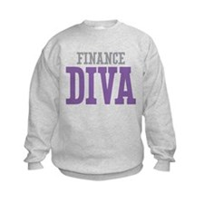 Finance DIVA Sweatshirt