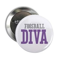 "Foosball DIVA 2.25"" Button (10 pack)"