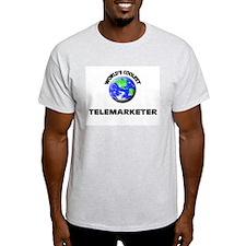 World's Coolest Telemarketer T-Shirt