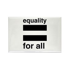 equality for all Rectangle Magnet