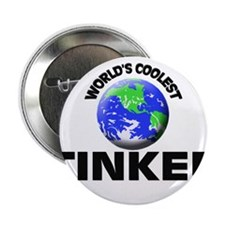 "World's Coolest Tinker 2.25"" Button"