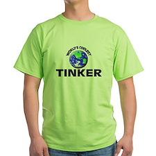 World's Coolest Tinker T-Shirt