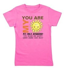 You Are My Sunshine Girl's Tee