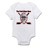 Puck Stops Here Infant Bodysuit