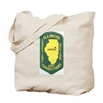 Illinois Corrections Tote Bag