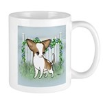 GF Chihuahua- Brown & Wht Mug