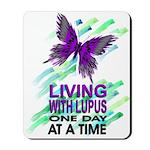 Lupus Awareness Mousepad