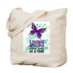 Lupus Awareness Tote Bag