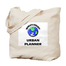 World's Coolest Urban Planner Tote Bag