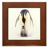 PENGUINS Framed Tile