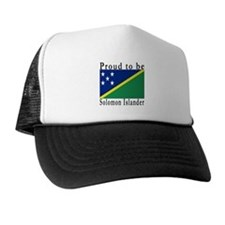 Solomon Islands Trucker Hat