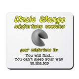 You Can't Sleep Your Way To T Mousepad