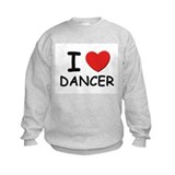 I love dancer Sweatshirt