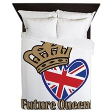 Future Queen Queen Duvet