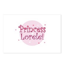 Lorelei Postcards (Package of 8)