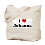 Unique Johanna Tote Bag
