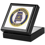 Alabama Bomb Squad Keepsake Box