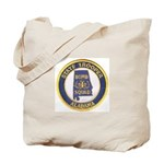 Alabama Bomb Squad Tote Bag