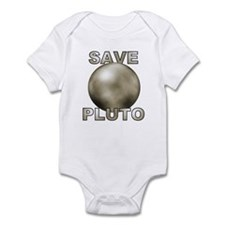 Funny pluto Infant Bodysuit