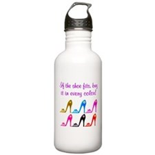 DAZZLING SHOES Water Bottle