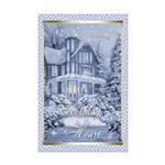 Holiday in the Heart Mini Poster Print