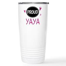 Proud Yaya Travel Mug