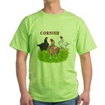 Cornish Trio Green T-Shirt