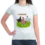 Cornish Trio Jr. Ringer T-Shirt