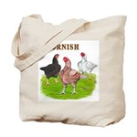 Cornish Trio Tote Bag