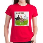 Cornish Trio Women's Dark T-Shirt