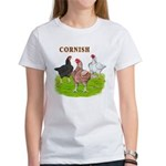 Cornish Trio Women's T-Shirt
