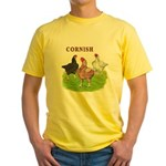 Cornish Trio Yellow T-Shirt