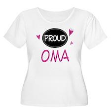Proud Oma T-Shirt